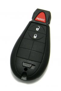 ram car key fob replacement
