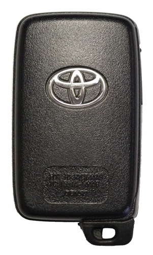 toyota car new key fob replacement
