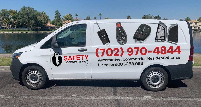 Las Vegas Car Key Replacement